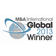 M&A International - Global 2013 Winner